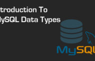 MySQL Data Types