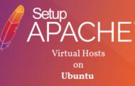 Create Apache Virtual Host on ubuntu