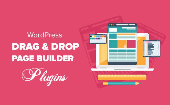 Drag and Drop Page Builder Plugins - WordPress