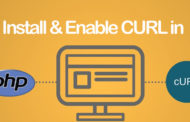 Install and enable curl extension in ubuntu