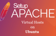 Create Apache Virtual Host on ubuntu