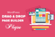 Drag and Drop Page Builder Plugins - WordPress