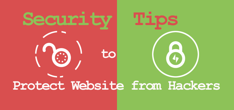 Security Tips to Protect Website from Hackers