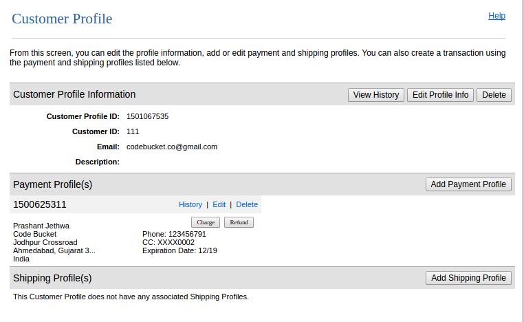 authorize.net-customer-profile