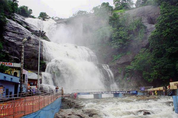Courtallam Falls