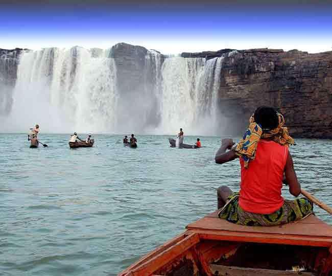 chitrakoot falls