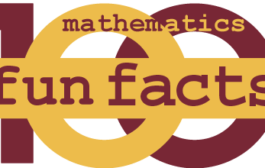 Mathematics Fun Facts