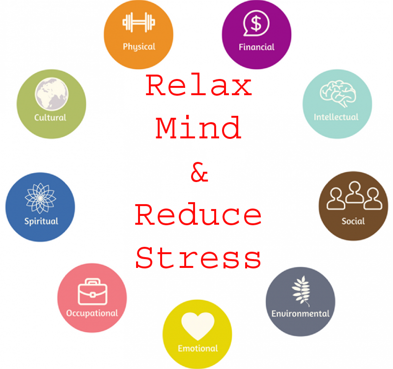 How to Relax Your Mind & Reduce Stress