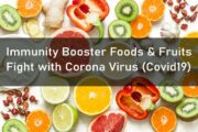 Immunity Booster Foods and Fruits | Fight with Corona Virus (Covid19)