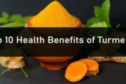 Top 10 Health Benefits of Turmeric